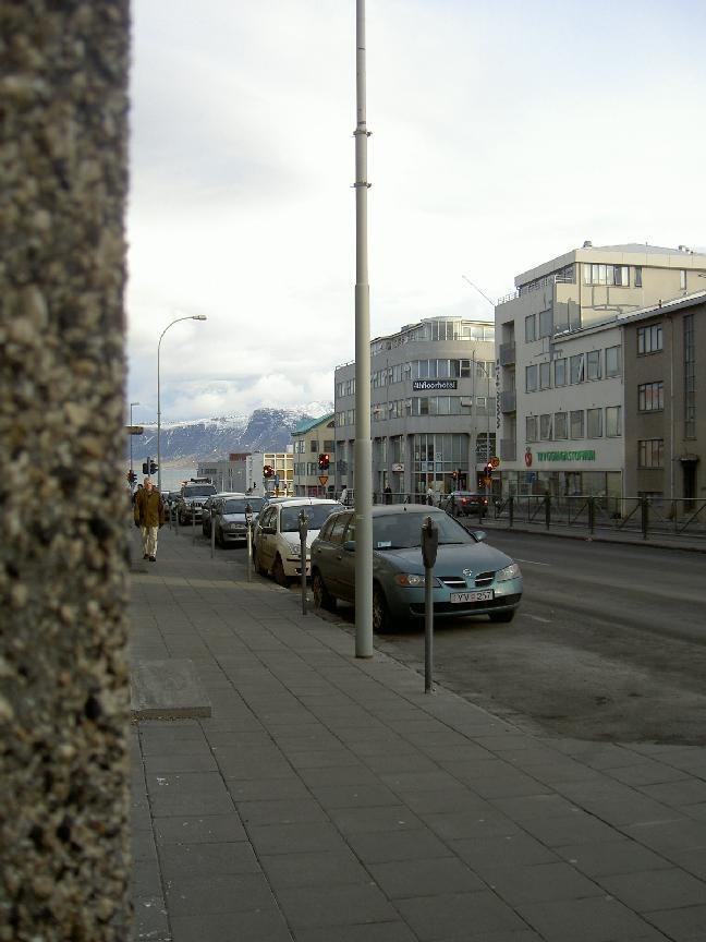 Reykjavik (purpose of page is to display an image)