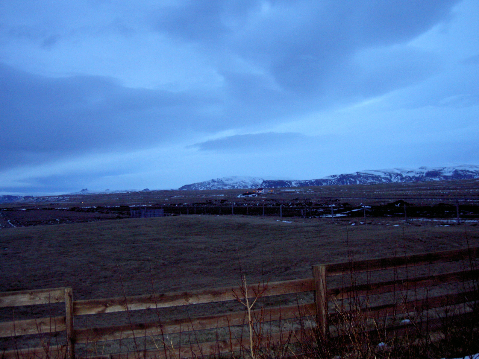 View from Thurranes guesthouse (purpose of page is to display an image)