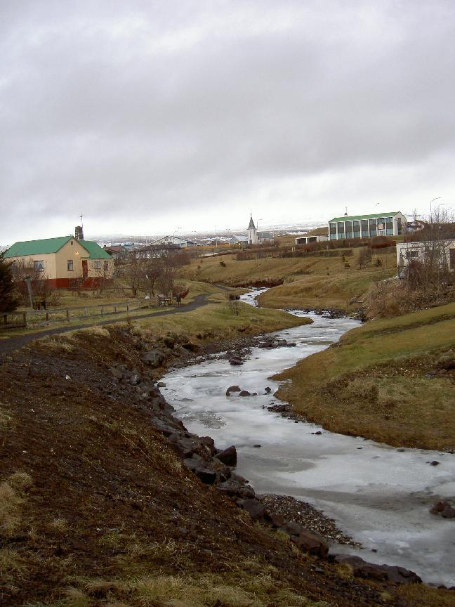 Hvammstangi, Northwest Iceland (purpose of page is to display an image)