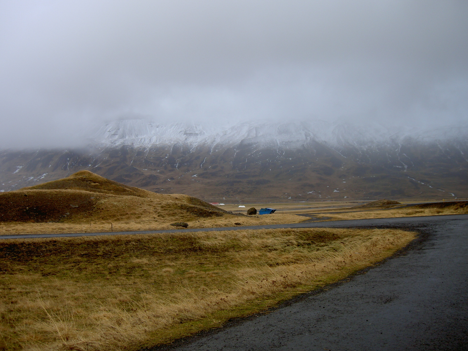 Road between Hvammstangi and Blonduos, Northwest Iceland (purpose of page is to display an image)