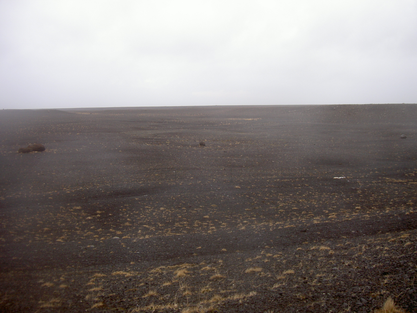 Glacier influenced landscape in South Iceland (purpose of page is to display an image)