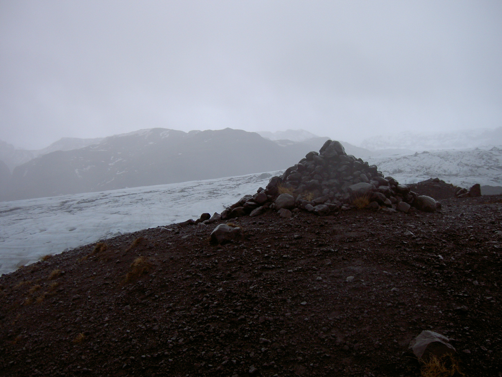 Southern finger of the Myrdals glacier (purpose of page is to display an image)