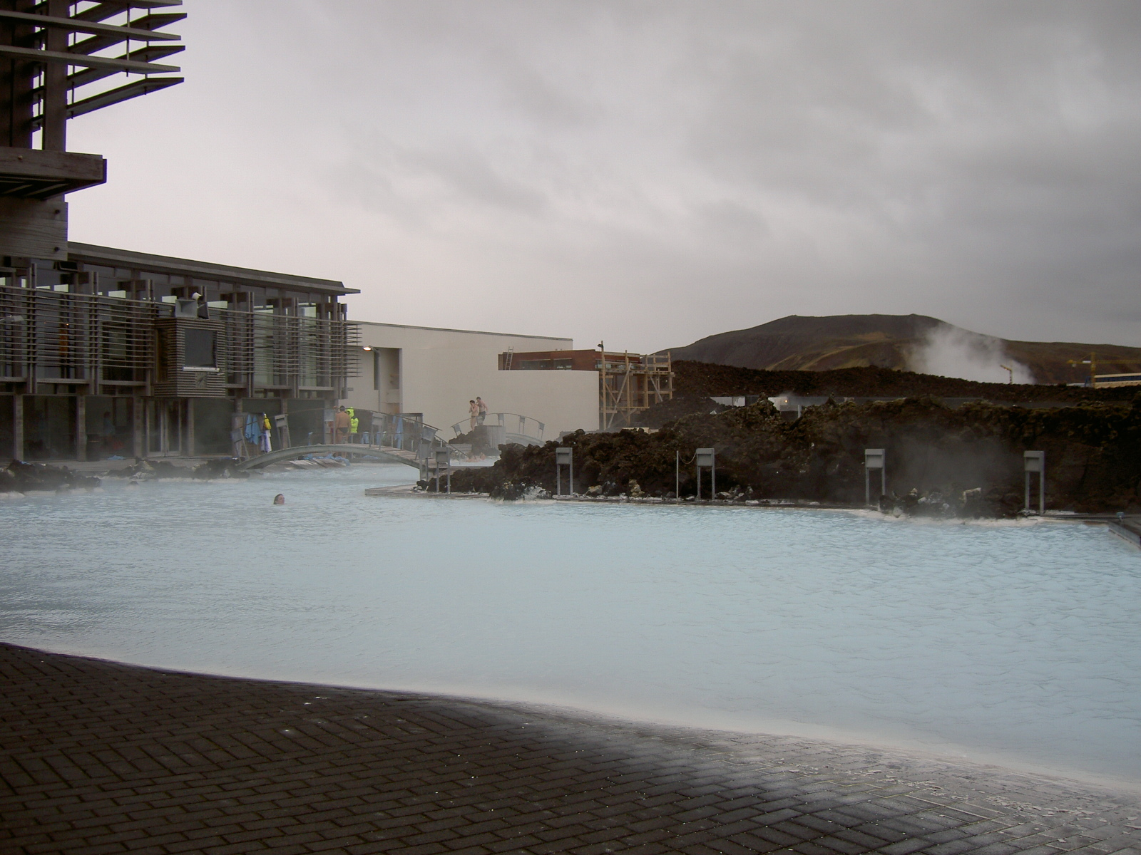 Blue Lagoon spa, near Grindavik (purpose of page is to display an image)